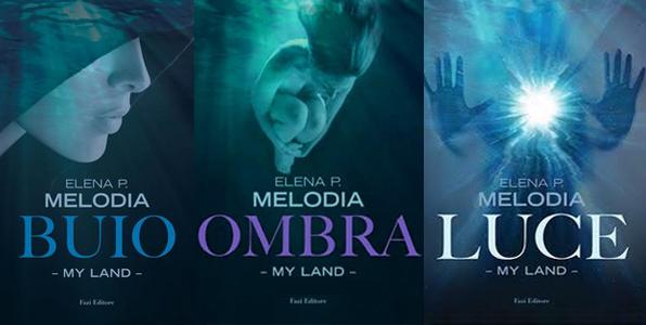 Recensione My Land Elena P. Melodia