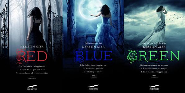 La trilogia delle gemme Kerstin Gier