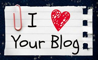 Premio - I love your blog