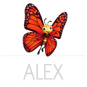 Alex - Il Cibo della Mente